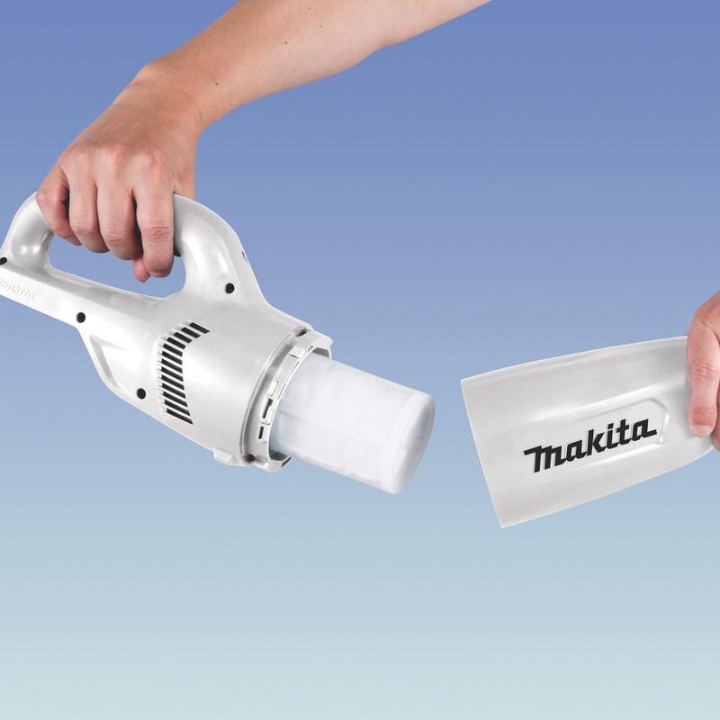 Máy hút bụi dùng pin Makita CL106FDZW 12V