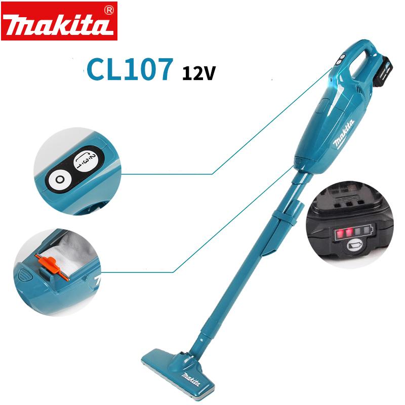 Máy hút bụi dùng pin Makita CL107FDZ 12V