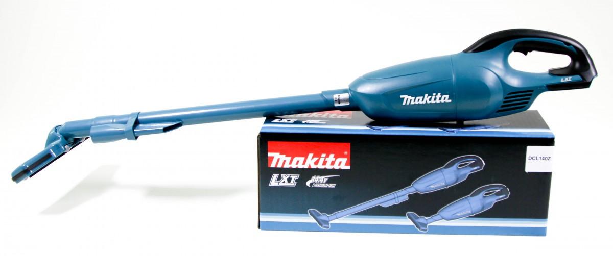 Máy hút bụi chạy pin Makita DCL140Z 14.4V