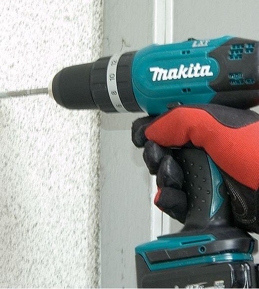 Máy khoan búa, vặn vít dùng pin Makita DHP343Z