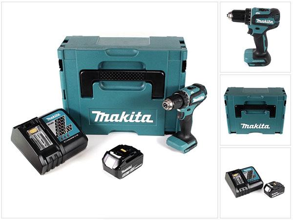 Máy khoan pin Makita DDF485SFE